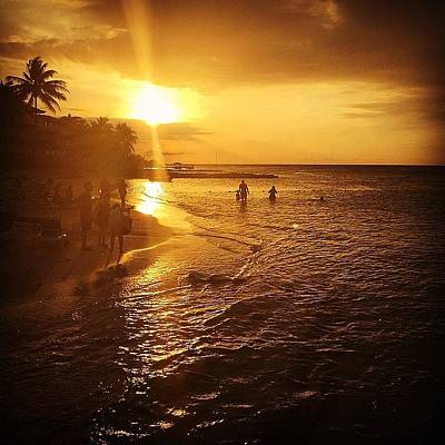 Sunset Photograph - #holidayinresortjamaica by Tammy Wetzel