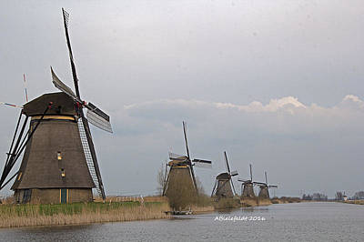Photograph - Holland by April Bielefeldt