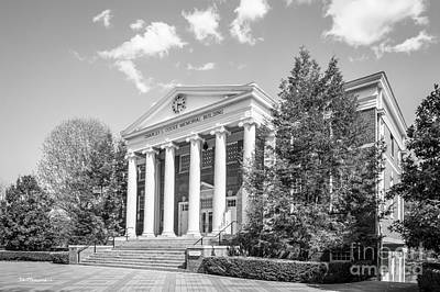 Roanoke Photograph - Hollins University Cocke Memorial Building by University Icons