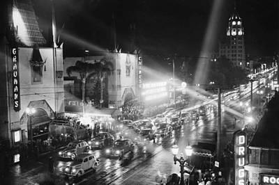 Photograph - Hollywood Boulevard  by Chuck Staley