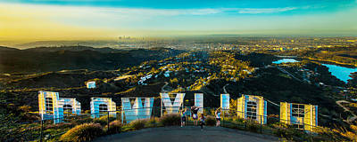 City Scenes Royalty-Free and Rights-Managed Images - Hollywood Dreaming by Az Jackson