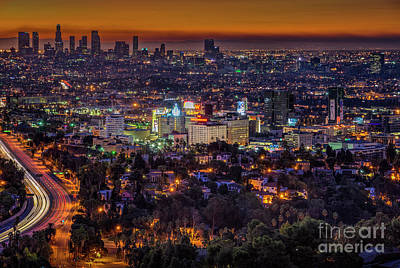 Photograph - Hollywood Glitter  by David Zanzinger