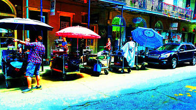 Photograph - Hollywood In New Orleans 1 by CHAZ Daugherty