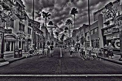 Hollywood Studios Hdr Original by Jason Blalock