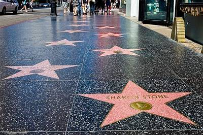 Beverly Hills Mixed Media - Hollywood Walk Of Fame You Will  Want To Know This Stuff by Velvet Ropes