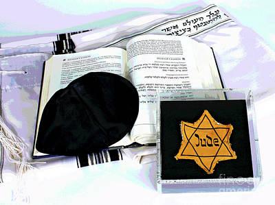 Holocaust Jude Prayers Original