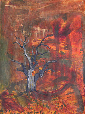 Painting - Holocaust by Vera Smith