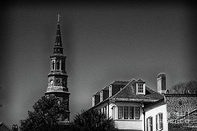 Photograph - Holy City Charleston Sc by Dale Powell