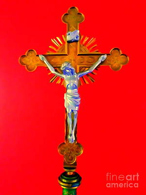 Photograph - Holy Cross by Ed Weidman
