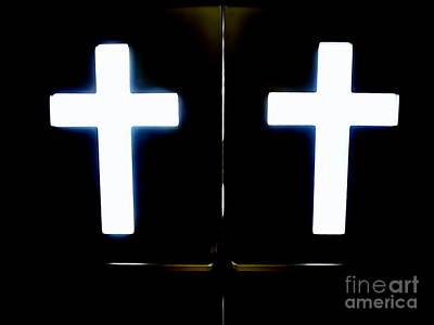 Photograph - Holy Doors by Ed Weidman