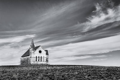 Photograph - Holy Field by Penny Meyers