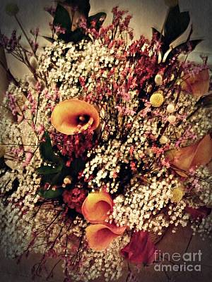 Lilies Royalty-Free and Rights-Managed Images - Holy Friday Grief and Joy by Sarah Loft