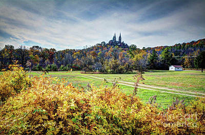 Photograph - Holy Hill National Shrine Of Mary by Deborah Klubertanz