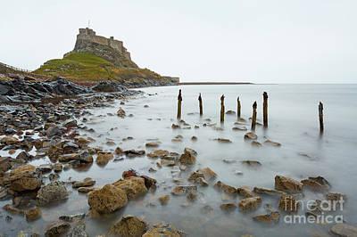 Northumbrian Photograph - Holy Island Posts by Tony Higginson