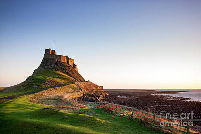 Photograph - Holy Island by Tim Gainey