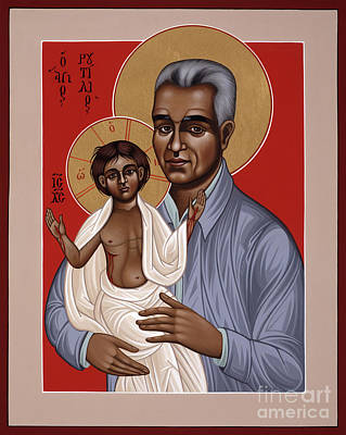 Painting - Holy New Martyr Rutilio Grande 050 by William Hart McNichols
