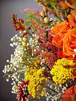 Photograph - Holy Week Flowers 2017 2 by Sarah Loft