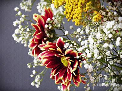 Holy Week Photograph - Holy Week Flowers 2017 5 by Sarah Loft