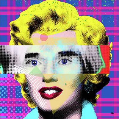 Digital Art - Homage 2 by Gary Grayson