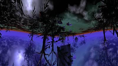 Digital Art - Homage  by David Lane