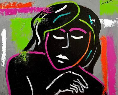 Wall Art - Painting - Homage To Matisse by Stuart Glazer