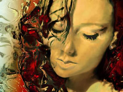 Hear Digital Art - Homage To Maurice by Anne Weirich
