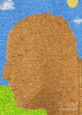 Homage To Seurat In Carpet Art Print by Andy  Mercer