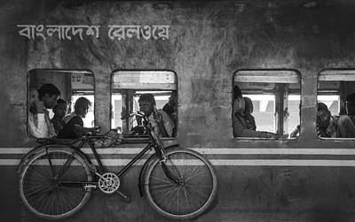 Bangladesh Photograph - Home Bound by Sifat Hossain