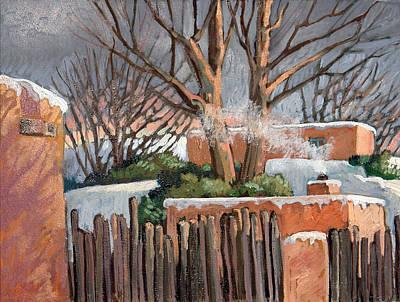 Home Fires Original by Donna Clair