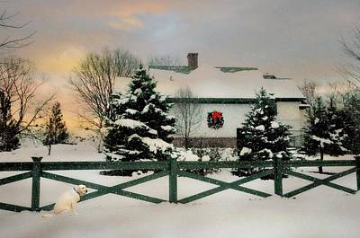 Photograph - Home For The Holidays by Diana Angstadt