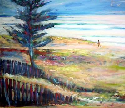 Painting - Home From The Sea by Winsome Gunning