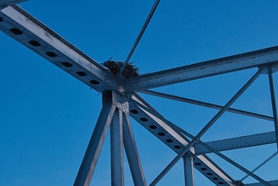 Photograph - Home, Home On The Bridge by Cathy Mahnke
