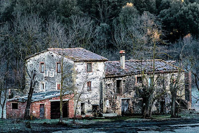 Photograph - Home In La Garrotxa by Randy Scherkenbach
