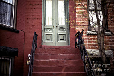 Photograph - Home In Park Slope by John Rizzuto