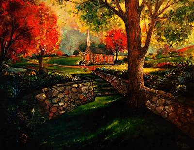 Painting - Home Is Home by Emery Franklin