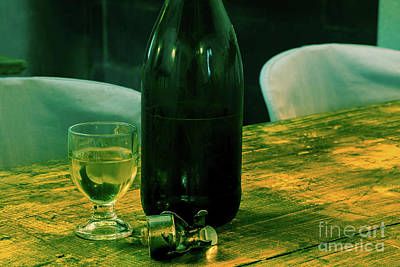 Photograph - Home Made Wine by Stefano Carini
