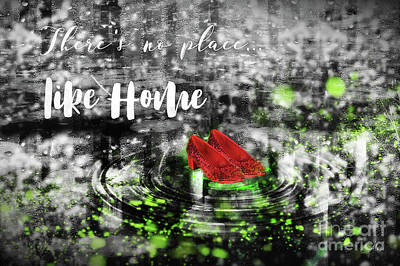 Photograph - Home by Mo T