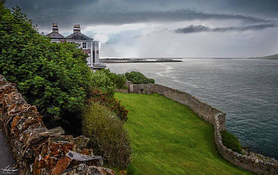 Photograph - Home Near Howth by Philip Rispin