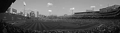 Photograph - Home Of Boston Red Sox by Juergen Roth