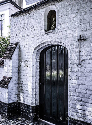 Belguim Wall Art - Photograph - Home Of Bruges by Lexa Harpell