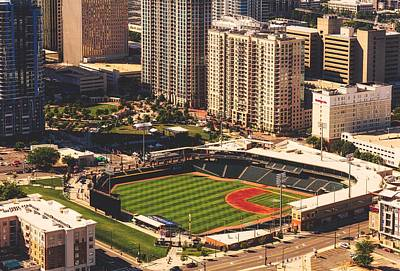 Photograph - Home Of The Charlotte Knights by Library Of Congress