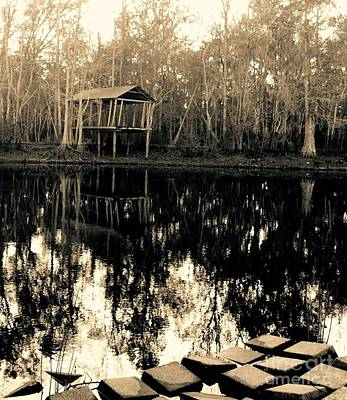Photograph - Home Of The Heart Of The South, Fl. by Robin Lewis