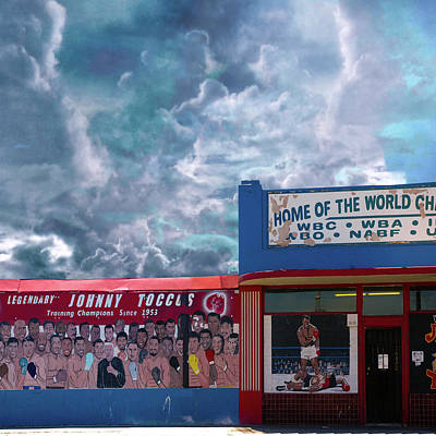 Digital Art - Home Of The World Champions by Jeff Burgess