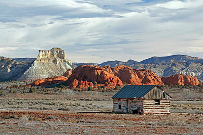 Photograph - Home On The Range by Nicholas Blackwell