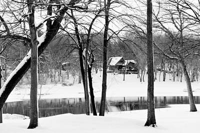 Photograph - Home On The River by Kathy M Krause