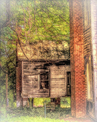 Photograph - Home Place by Larry Bishop