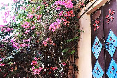Home Art Print by Sunaina Serna Ahluwalia