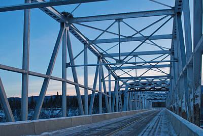 Photograph - Home Sweet Bridge by Cathy Mahnke