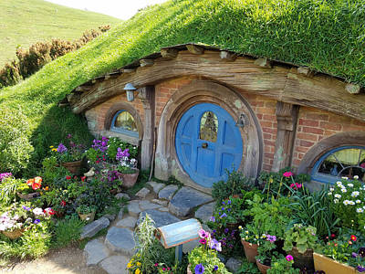 Photograph - Home Sweet Hobbit by Richard Gehlbach