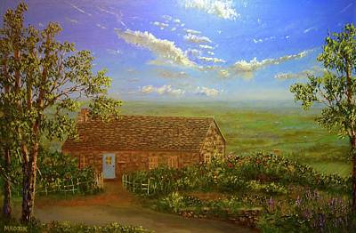 Painting - Home Sweet Home by Michael Mrozik